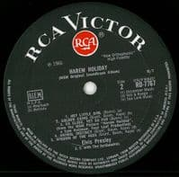 Elvis Presley Harem Holiday Vinyl LP | Planet Earth Records